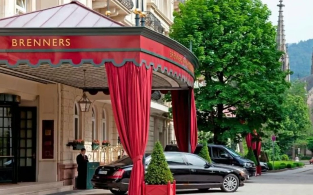 Visit the Brenner's Park Spa Hotel in Baden-Baden, Germany