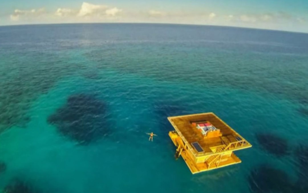 "The World's Most Amazing ""Out of the Ordinary"" Hotel Destinations!"