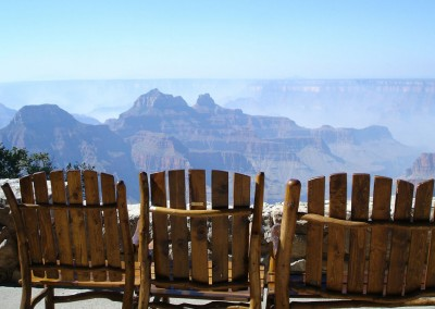 North Rim Lodge in Grand Canyon