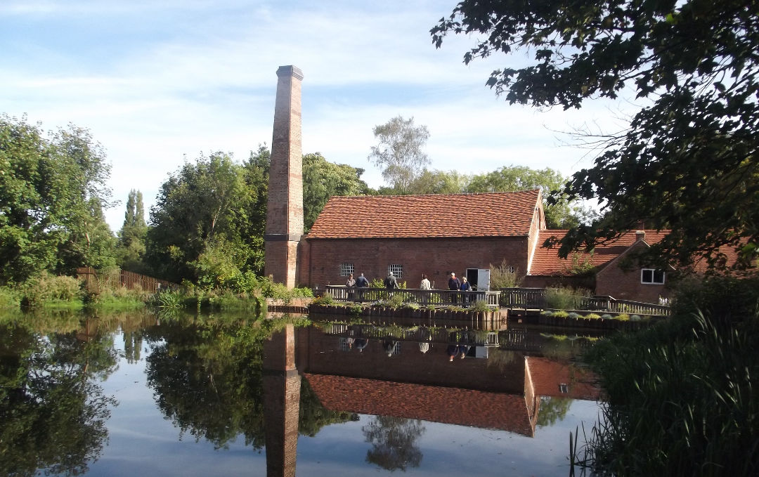 Sarehole Mill, Moseley - J.R. Tolkien's inspiration for a building in Middle Earth