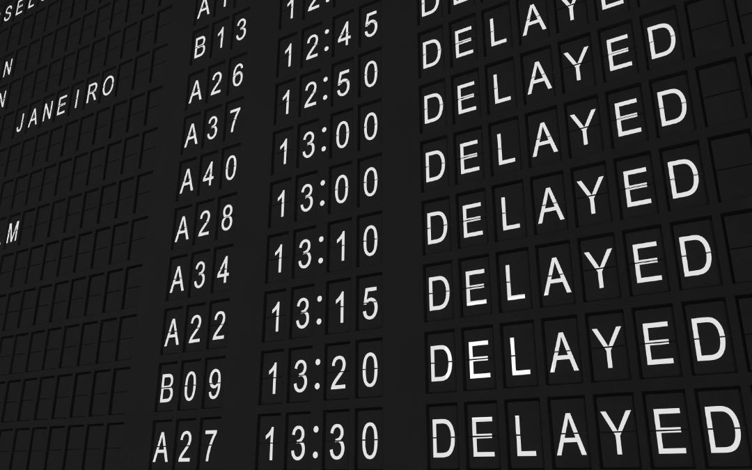 Tips for Getting Money Back on Flight Bumps and Delays