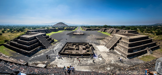 Teotihuacan by ruimc77