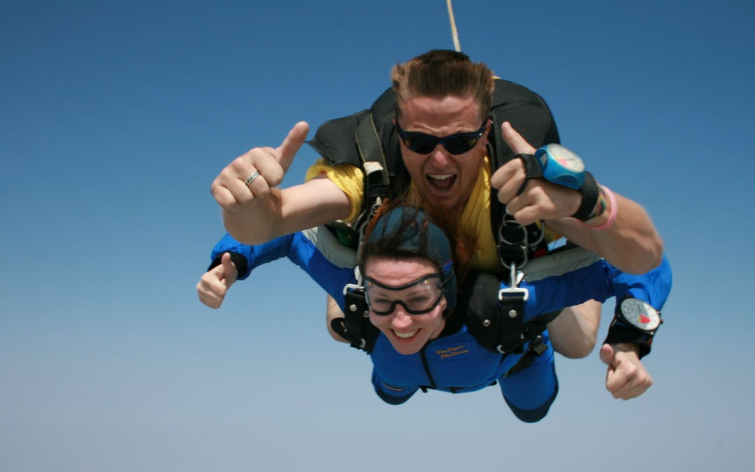 Top 5 Skydiving Destinations Around the World