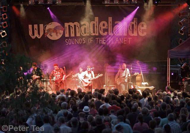 Womadelaide 10 Calexico by PeterTea
