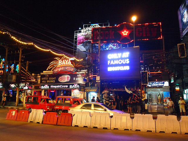 """Patong Nightlife"" by Walter Lim"
