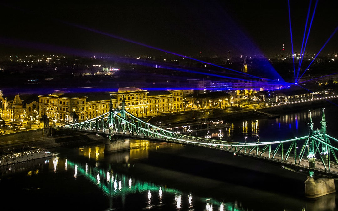 Scenes From Budapest (Travel Attractions)