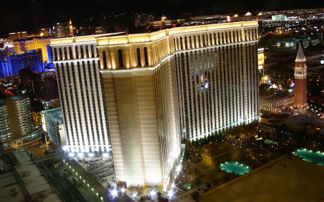 Las Vegas Hotels by the Ratings