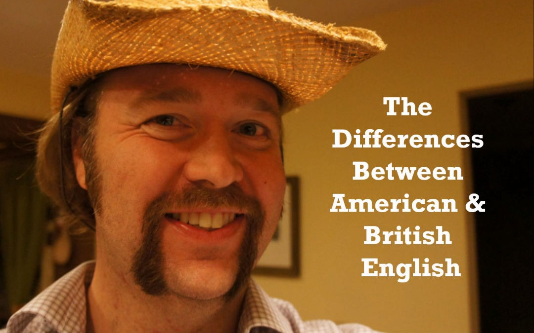 Common Differences Between USA and UK English