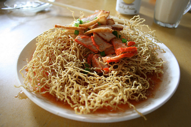 Sarawak Fried Noodles by Colin Charles