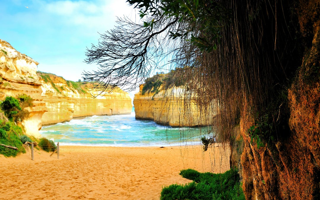 Great Ocean Roadtrip to see the 12 Apostles in Australia