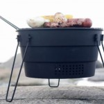Pop Up Grill is the Ultimate Portable BBQ