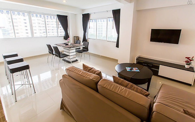 2 bedroom condo at Pattaya