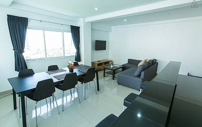 Family apartment at Pattaya