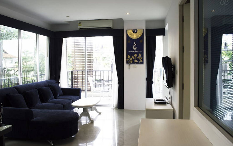 Luxury apartment at Pattaya