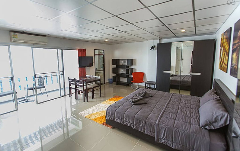 Modern apartment at Pattaya