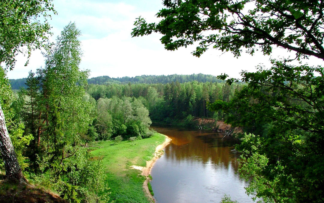 Launaga Park, Latvia