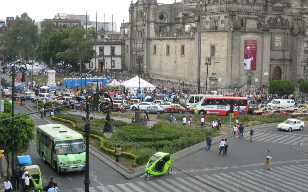 Fine Dining and Street Food Galore in Modern Mexico City